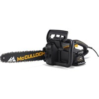 McCulloch CSE2040S Electric Chainsaw 400mm