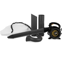 McCulloch GBV 325 Petrol Garden Vacuum and Leaf Blower