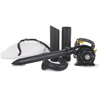 McCulloch GBV 345 Petrol Garden Vacuum and Leaf Blower