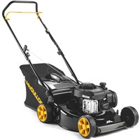 McCulloch M46-125 CLASSIC PLUS Push Petrol Rotary Lawnmower 460mm