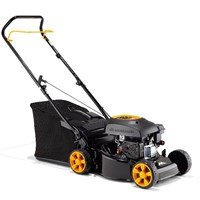 McCulloch M46-110 Push Petrol Rotary Lawnmower 460mm