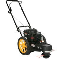 McCulloch MWT420 Wheeled Push Petrol Grass Trimmer 510mm