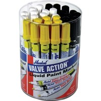 Markal Valve Action Paint Marker Pen Tub