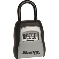Masterlock Portable Shackled Combination Key Safe