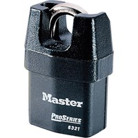 Masterlock Pro Series Padlock Closed Shackle