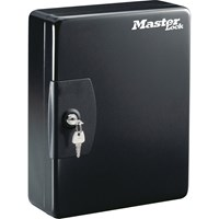 Master 25 hook Lock Key Storage Lock Box