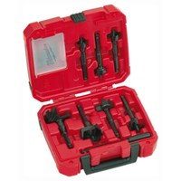 Milwaukee 7 Piece Contractors Self Feed Wood Drill Bit Set