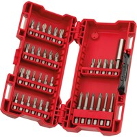 Milwaukee 35 Piece Trade Screwdriving Bit Set