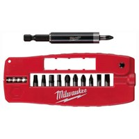 Milwaukee 12 Piece Shockwave Screwdriver Bit Set