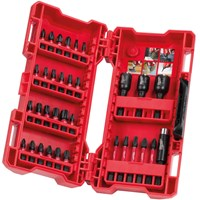 Milwaukee 33 Piece Shockwave Impact Screwdriver Bit Set