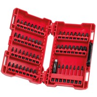 Milwaukee 56 Piece Shockwave Impact Screwdriver Bit Set