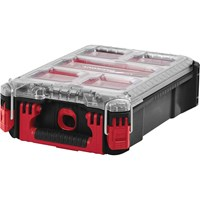 Milwaukee Packout 5 Compartment Compact Organiser Case