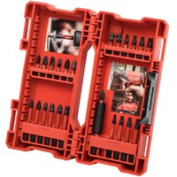 Milwaukee 24 Piece Shockwave Impact Screwdriver Bit Set