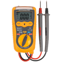 Sealey MM102 Professional Auto Ranging Digital Multimeter
