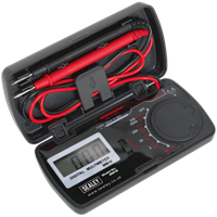 Sealey MM18 Pocket Digital Multimeter