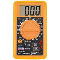 Sealey MM19 Digital Multimeter