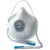 Moldex 2485 Moulded Disposable Dust Mask FFP2