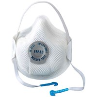 Moldex 2505 Moulded Disposable Dust Mask FFP3