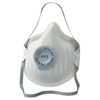 Moldex 2555 Classic Disposable Dust Mask FFP3