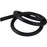Monument 1445F Black Rubber Hose