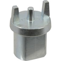 Monument 4527C Grip+ T6 Three Pin Sink Rose Tool