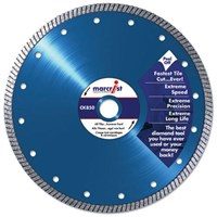 Marcrist CK850 Turbo Extreme Speed Angle Grinder Diamond Blade