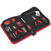 Sealey MS164 28 Piece Motorcycle Toolkit Underseat