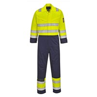 Modaflame Flame Resistant Hi Vis Overall