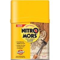 Nitromors Craftsmans Paint & Varnish Remover