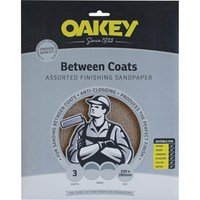 Oakey Between Coats Silicon Sandpaper