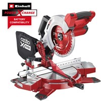 Ozito PXCMSS 18v Cordless Compound Mitre Saw 210mm