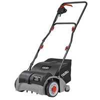 Ozito 1200W Electric 2 in 1 Lawn Raker and Scarifier