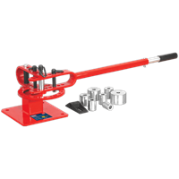 Sealey Metal Bender Bench Mounting