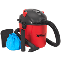 Sealey PC100 Wet and Dry Vacuum Cleaner
