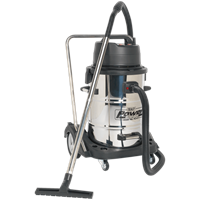 Sealey PC477 Twin Motor Wet and Dry Vacuum Cleaner with Trolley Cart