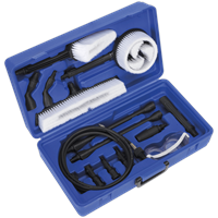 Sealey 15 Piece Pressure Washer Accessory Set