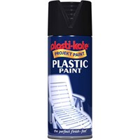 Plastikote Gloss Plastic Aerosol Spray Paint