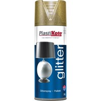 Plastikote Glitter Effect Aerosol Spray Paint