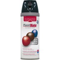 Plastikote Premium Gloss Aerosol Spray Paint
