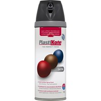 Plastikote Premium Satin Aerosol Spray Paint