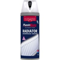 Plastikote Radiator Aerosol Spray Paint