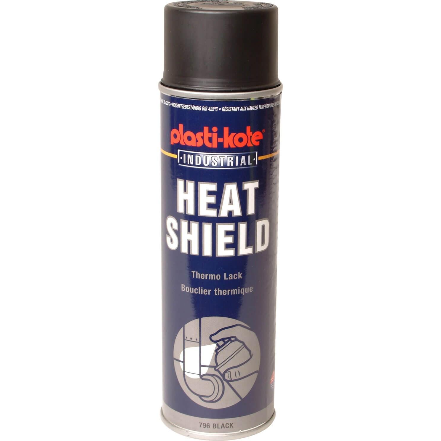 Plastikote Industrial Heat Shield Aerosol Spray Paint