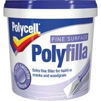 Polycell Fine Surface Filler Tub