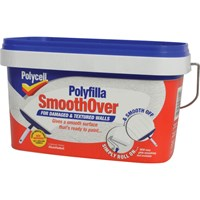 Polycell Smooth Over for Damaged and Textured Walls