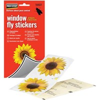 Proctor Brothers Window Fly Stickers