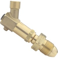 Sievert High Pressure Gas Bottle Regulator and Hose