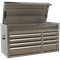 Sealey 8 Drawer Wide Stainless Steel Tool Chest