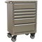 Sealey Premier 6 Drawer Stainless Steel Roller Cabinet