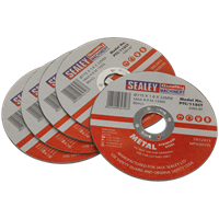 Sealey Metal Cutting Disc for Stainless Steel