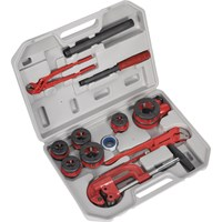 Sealey 12 Piece Pipe Threading Kit BSPT